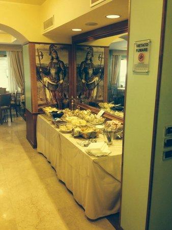 Sangallo Palace Hotel: Breakfast