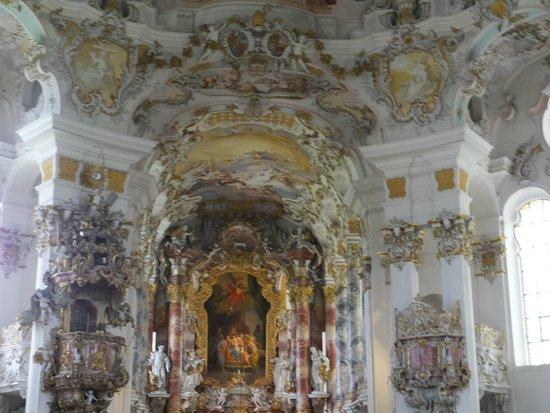 Wies Church: 教会内 ①