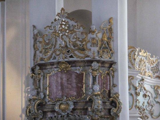 Wies Church: 教会内 ②