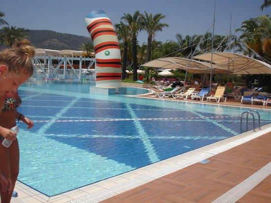 Holiday Village Turkey Hotel: main pool closed