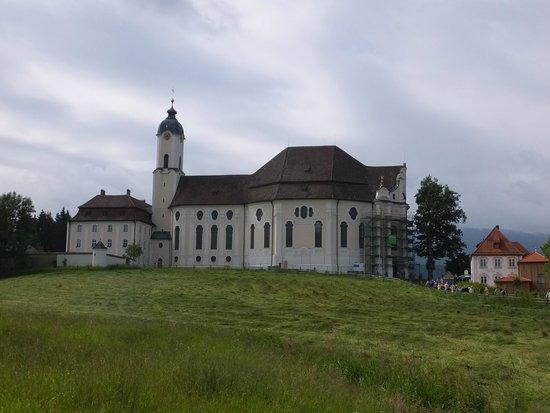 Wieskirche: 外観 ①