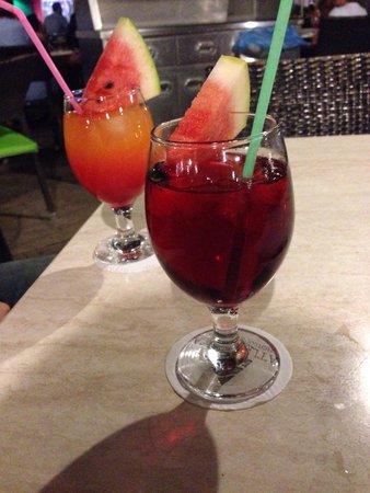 Atlantica Princess Hotel: Cocktails :)