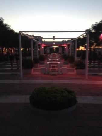 Concord Hotel: Lungomare
