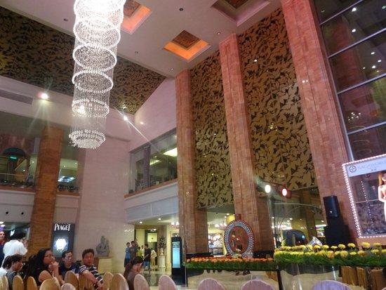 NagaWorld Casino: inside