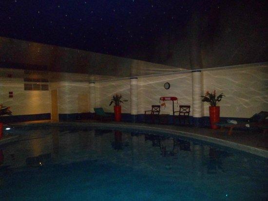BEST WESTERN Heronston Hotel & Spa: Wonderful spa area!!