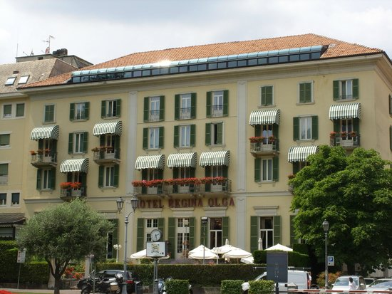 Regina Olga Hotel: Hotel & grounds