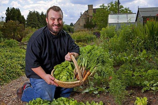 The Moonraker: Chef Matthew Briddon (ex River Cafe/ Heathcotes)