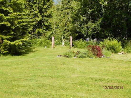 Wedgwood Retreat : Teil des traumhaften Gartens