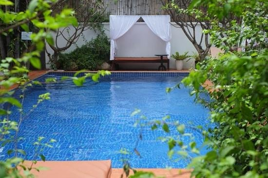 Hilary's Boutique Hotel: clean pool and very relaxing!