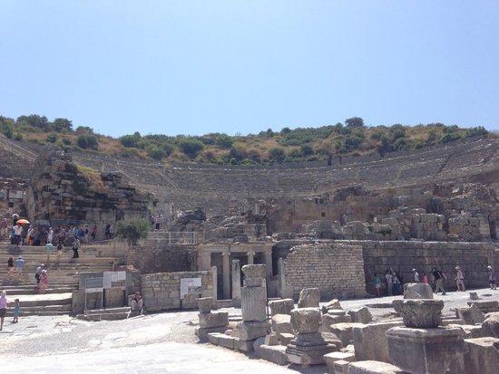 Vieille ville d'Éphèse : Il Gran Teatro