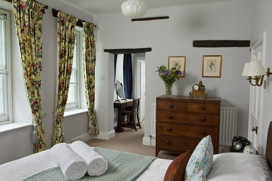 The Moonraker: Room 17- Deluxe room in Manor house