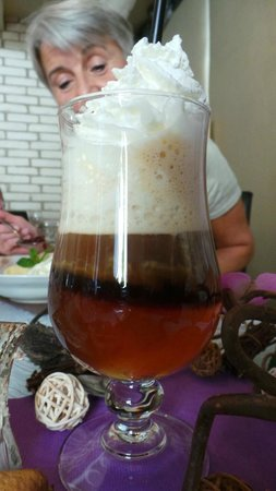 D'Stall: Irish café bien servi pour non conducteur
