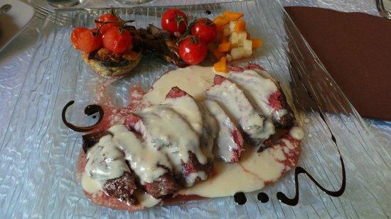 D'Stall: Onglet sauce munster, une viande de qualité