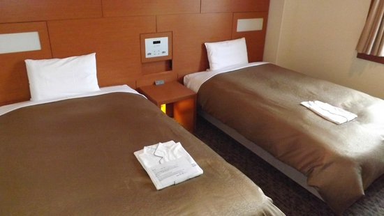 Hotel JAL City Haneda Tokyo: ツインルーム