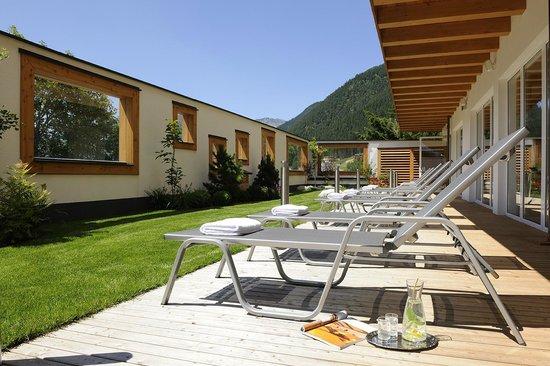 Hotel St. Georg zum See: Vitalgarten St. Georg zum See