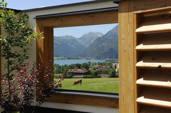 Hotel St. Georg zum See: Ausblick Vitalgarten St. Georg zum See