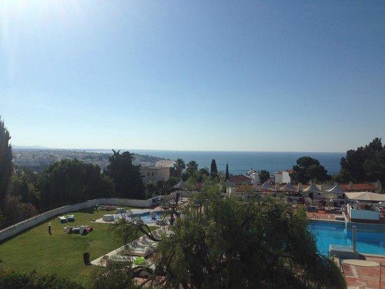 Albufeira Jardim - Apartamentos Turisticos: Udsigt