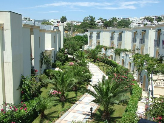 Labranda TMT Bodrum Resort: really pretty