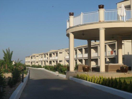 Aquis Sandy Beach Resort: Rooms