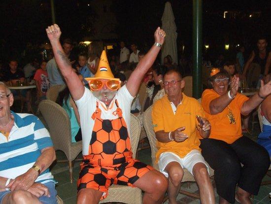 Labranda TMT Bodrum Resort: holland gang great people