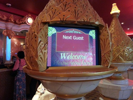 Phuket FantaSea: Fantasea Entrance