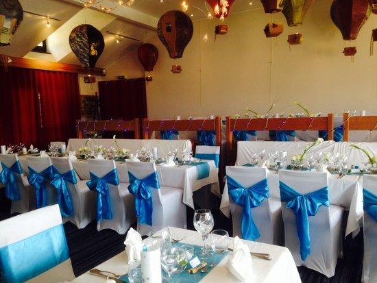 Hotel Le Jules Verne : Banquet et mariages