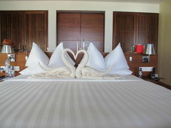 Niyama Private Islands Maldives: chambre