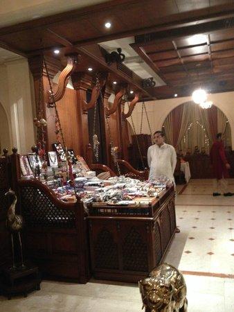 Indian Palace: Trinket Shop