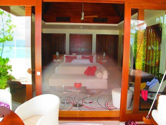 PER AQUUM Niyama Maldives: la chambre