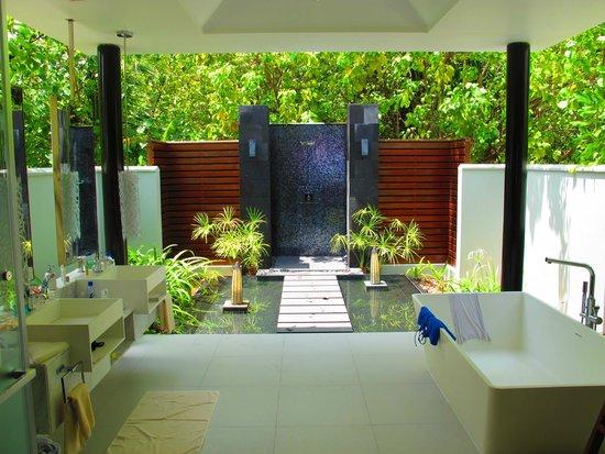 PER AQUUM Niyama Maldives: salle de bain