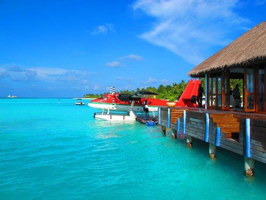 Niyama Private Islands Maldives: l'arrivee