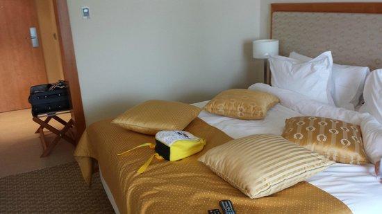 Inter Hotel: bedroom
