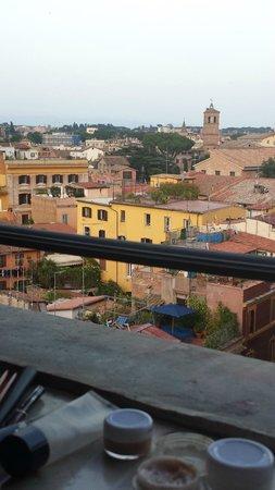VOI Donna Camilla Savelli Hotel: view from 308