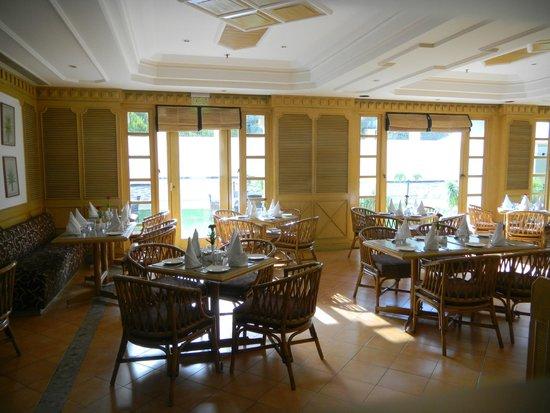 Park Regis: restaurant