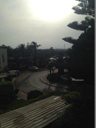 El Mouradi Palace : view