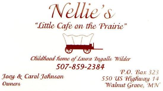 Nellie's Cafe