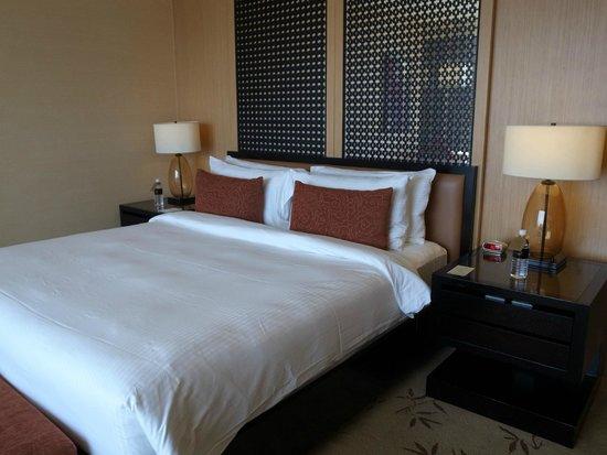 Marina Bay Sands: 一大床