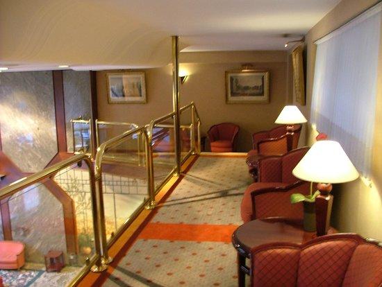 Bedford Hotel & Congress Centre : Zonas comunes