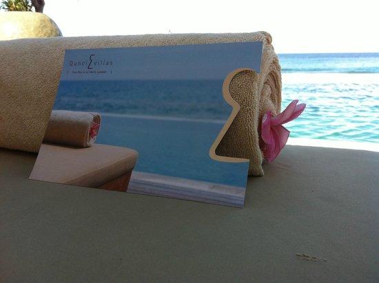 Qunci Villas Hotel : Exactly as per Post Card