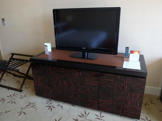 Marina Bay Sands: 電視及冰箱