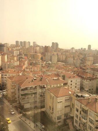 The Marmara Sisli: Nice view from room