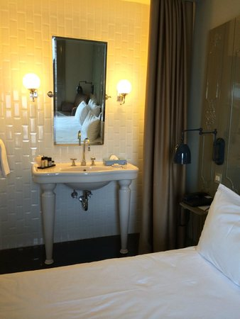 The Marmara Sisli: Loved the homely rooms