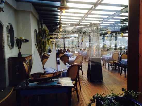 Hotel Le Jules Verne : Salle Nautilus