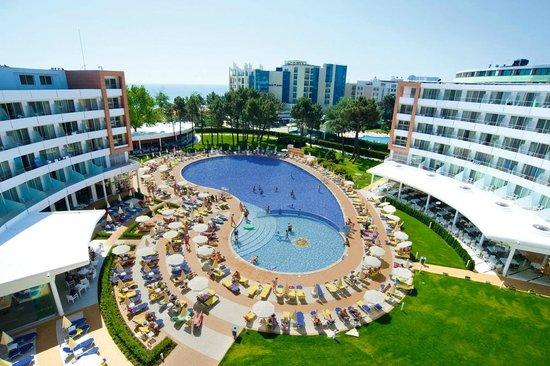 Hotel Riu Helios: Pool