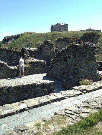 Tintagel Castle: Tintagel Ruins