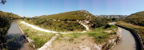 Le Mas des Arenes : Massif des Alpilles