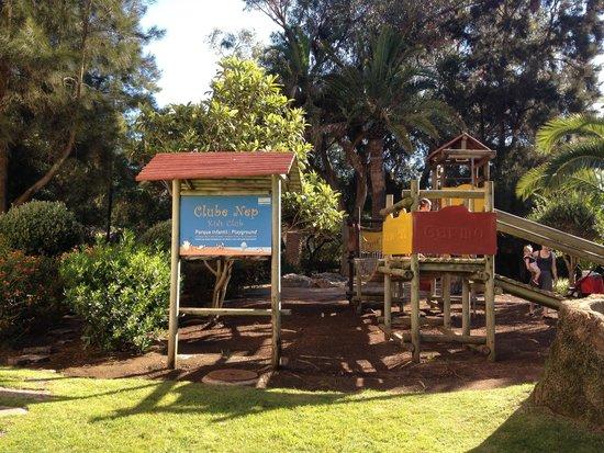 Vila Galé Cascais : Kids playground at hotel