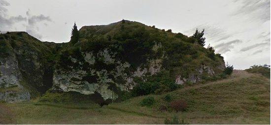 Maori Leap Cave