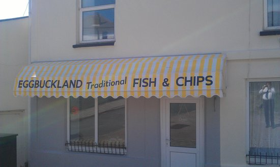 ‪Eggbuckland Fish & Chips‬