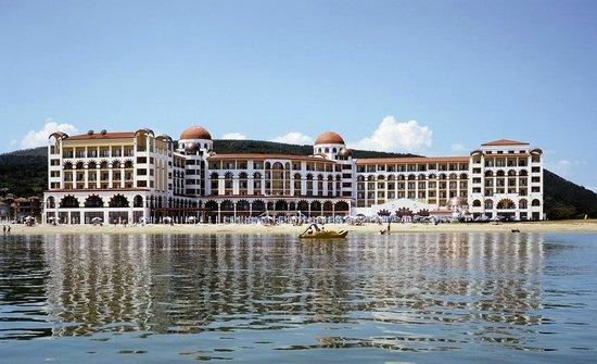 Hotel Riu Helios Bay: Hotel view